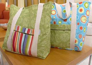 Como hacer manualidades y reciclar un poco bolsos de tela - Hacer bolsos de tela paso a paso ...