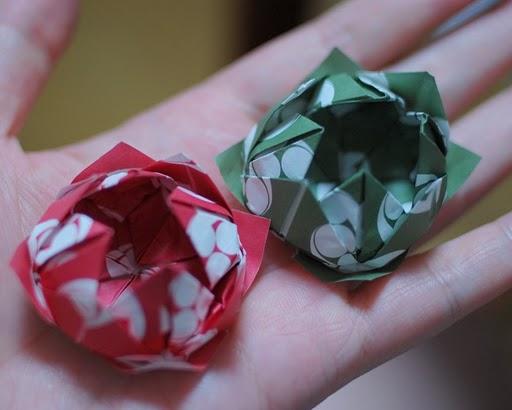 Una vez realizados tu flor de loto en origami estarálista para ...