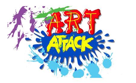 Las obras de arte que salen con Art Attack , donde las plantillas es ...
