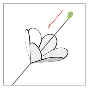 flor de papel 5