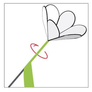 flor de papel 6