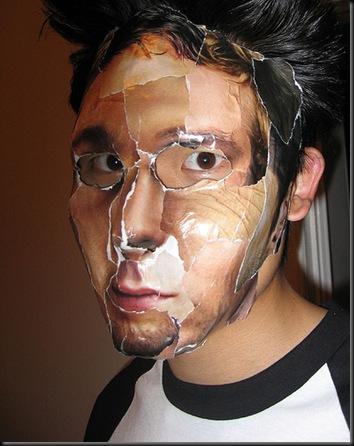 mascara disfraz