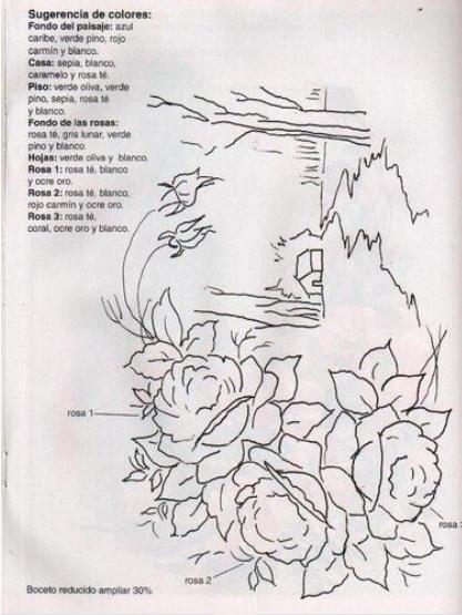 paiseje flores