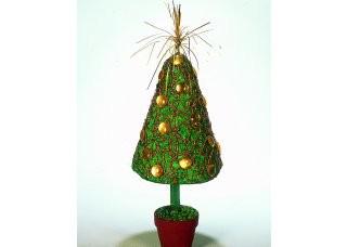 arbol navidad telgopor