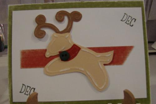 hacer manualidades postales navidanas
