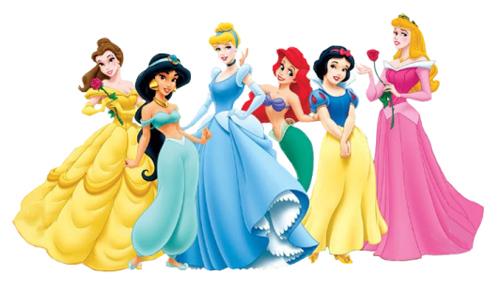muchos juegos de princesas: