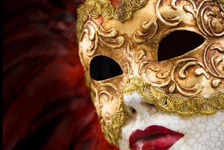 Cosas tiles y curiosas del mundo de steffa de donde - Mascaras venecianas decoracion ...