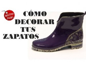 Decorar zapatos