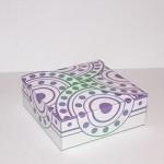 caja semicirculo