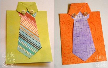 corbatas-de-papel