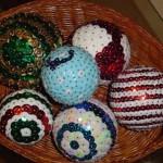 bolas para arbol de navidad