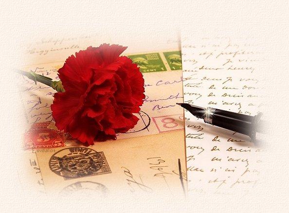 Como hacer una carta flor