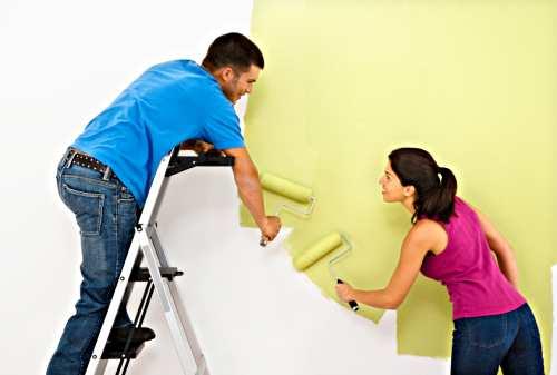 Como pintar una casa