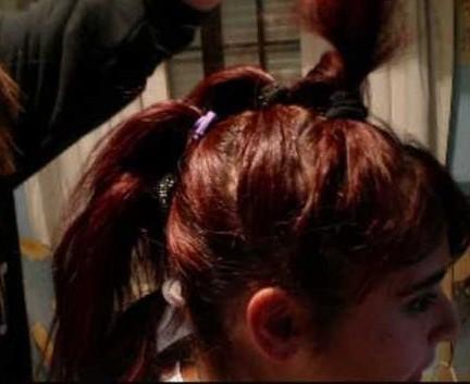 Como Hacer un Peinado Fácil para Disfraz