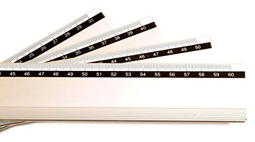 Regla metalica 50cm